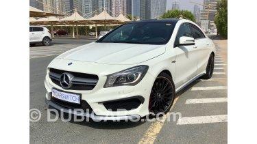 Mercedes Cla 45 Amg For Sale >> Mercedes Benz Cla 45 Amg