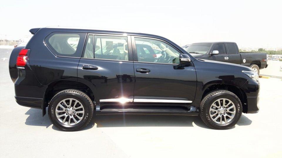 Lexus Suv For Sale >> Toyota Prado vxr 4.0 v6 for sale: AED 184,000. Black, 2019