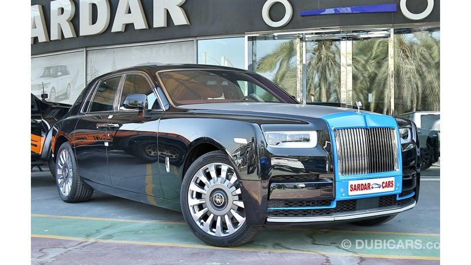 Rolls Royce Phantom 2019 For Sale Aed 1 899 000 Black 2019