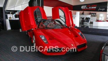 Ferrari Enzo for sale. Red, 2004