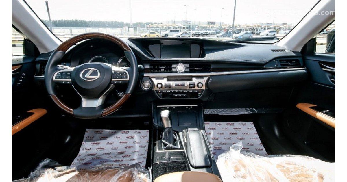 Lexus ES 350 For Sale AED 118000 Black 2016