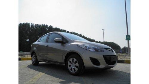 1 Used Mazda 2 For Sale In Sharjah Uae Dubicars Com