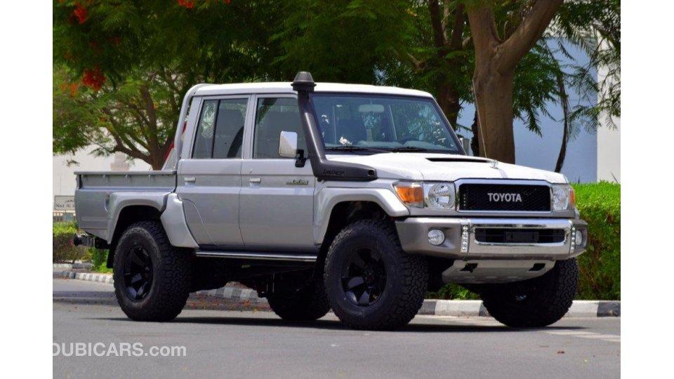 Toyota Land Cruiser Pickup Double Cab LX V8 4.5L Diesel ...