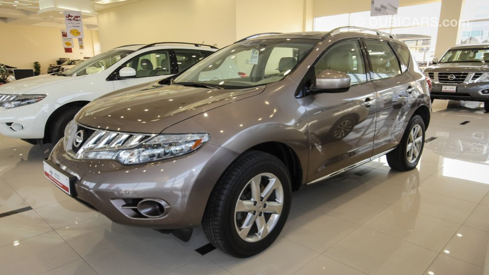 Nissan Murano Le Awd For Sale Aed 65 900 Brown 2011