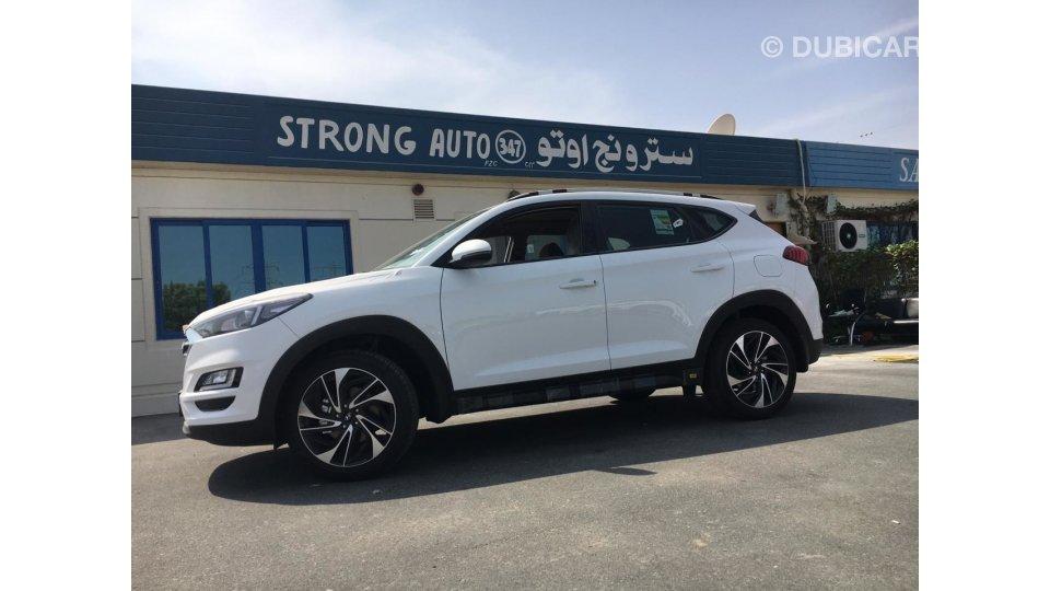 Hyundai Tucson For Sale White 2019
