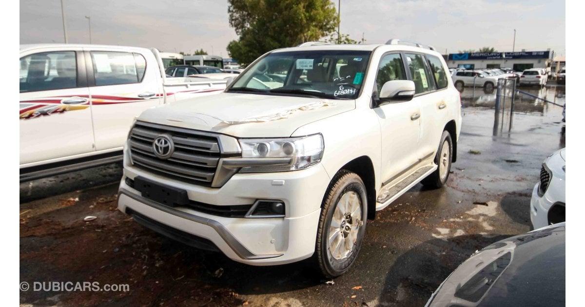 Used White Jeep Cherokee For Sale Edmunds >> 2018 Toyota Land Cruiser Dubai | Upcomingcarshq.com