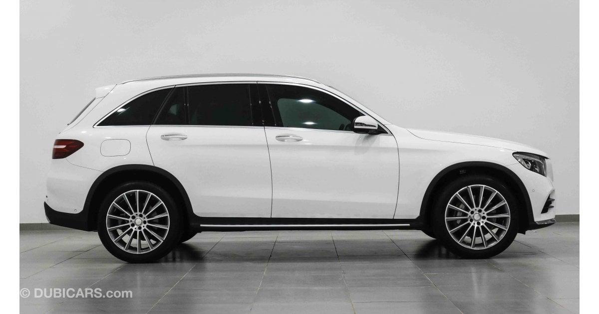 Mercedes benz glc 300 4matic for sale white 2017 for Glc 300 mercedes benz 2017