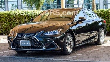 Lexus Es 350 2020 Es Sedan P 3 5l At Platinum Ref 9093 For Sale Aed 204 750 Black 2020