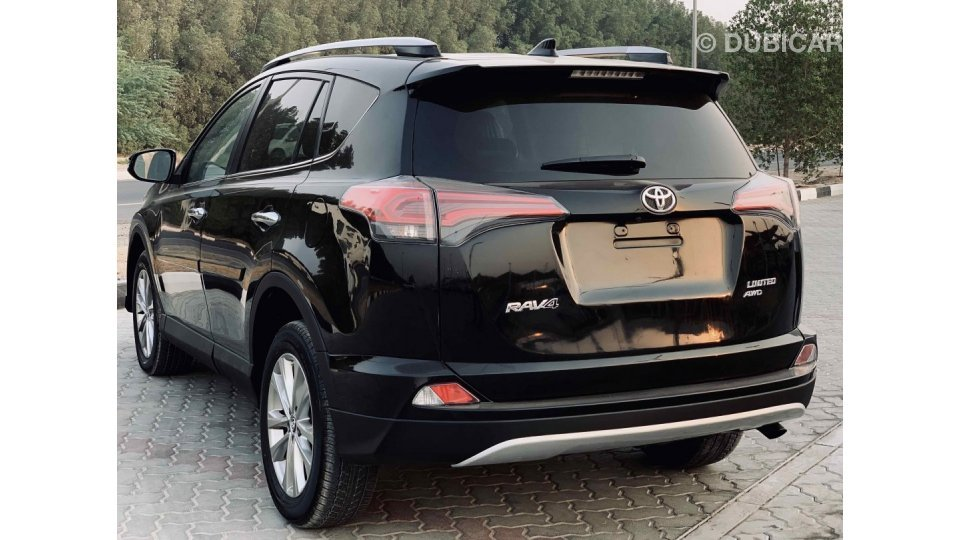 Toyota Rav 4 Limited Edition Rav4 For Sale Aed 61 000