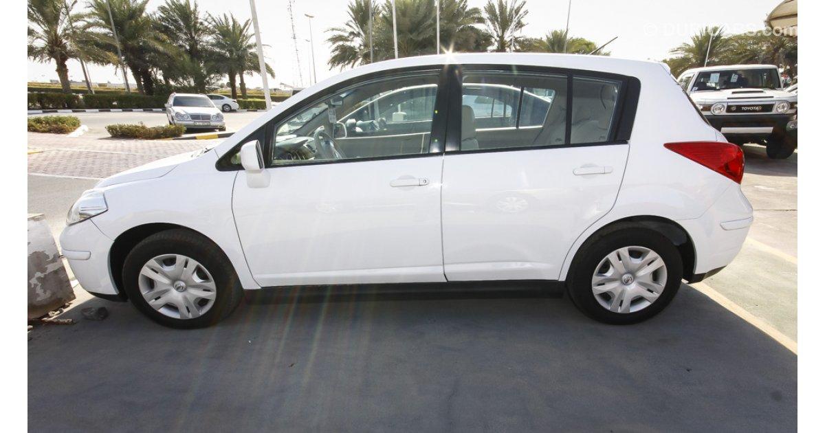 Nissan Tiida Used Car For Sale In Dubai