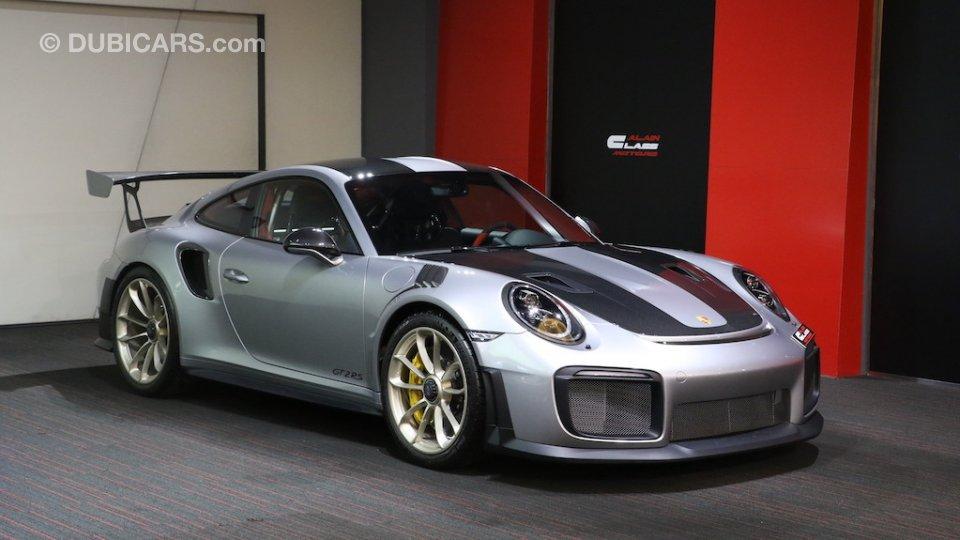 Porsche Gt2 For Sale >> Porsche 911 Gt2 Rs Weissach Package For Sale Aed 1 335 000