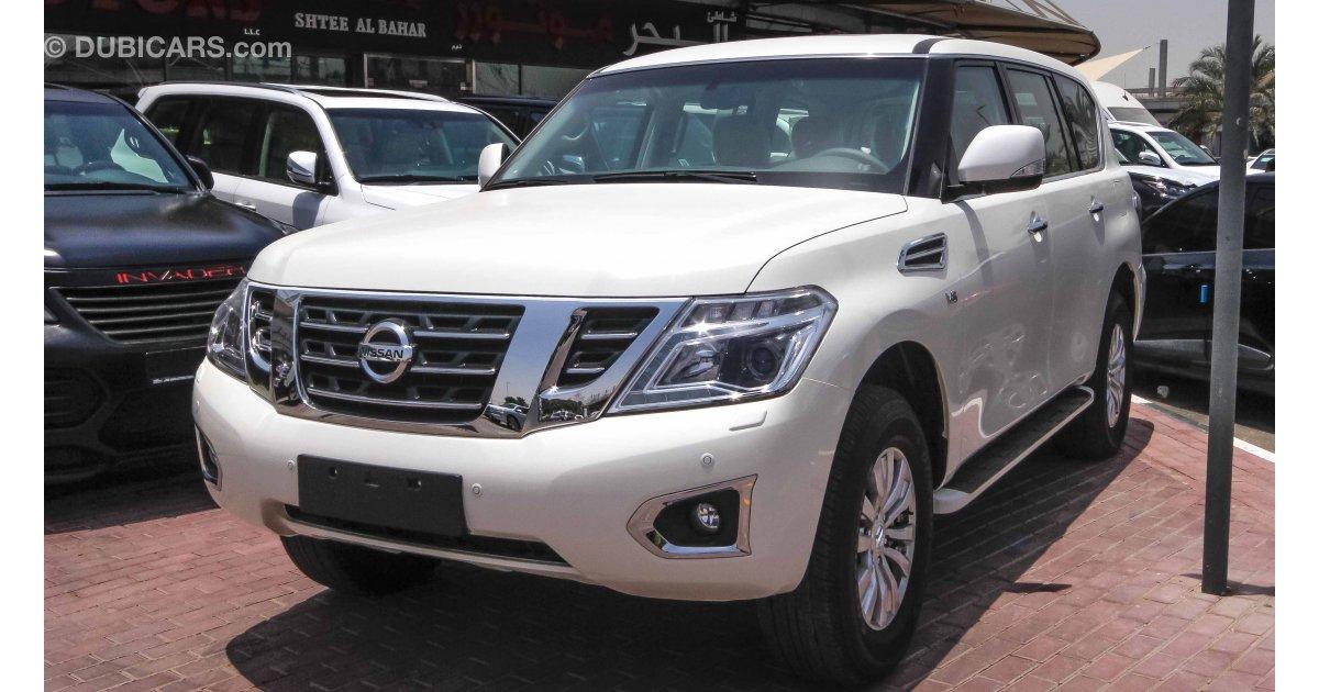 Nissan Patrol SE T2 V8 For Sale: AED 179,000. White, 2016