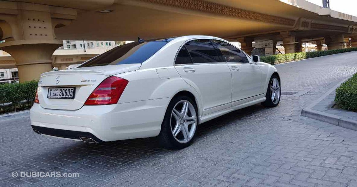 Mercedes Benz S 300 With S350 Badge For Sale Aed 85 000