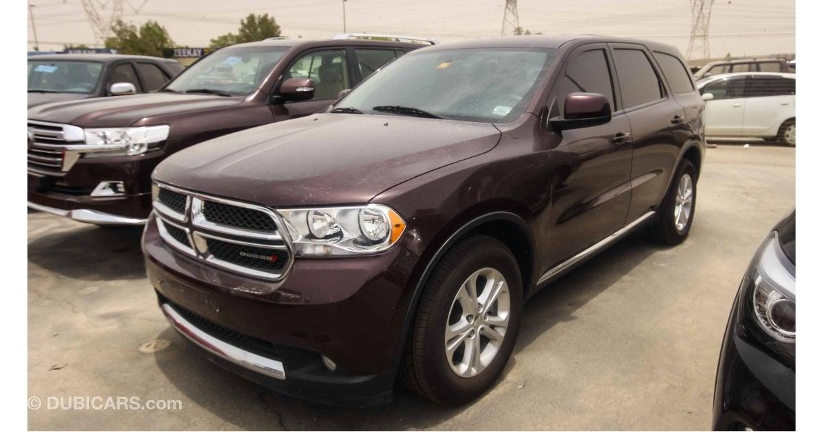 Dodge Durango Awd For Sale Aed 48 000 Purple 2012