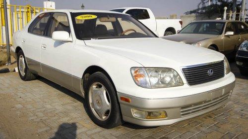 Lexus LS-Series 2000 found on KarSouq.com