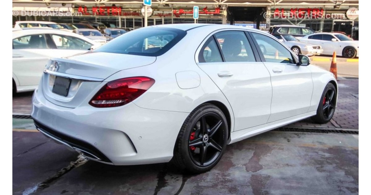 Mercedes benz c 250 amg v4 turbo for sale aed 189 999 for Mercedes benz service b cost c300