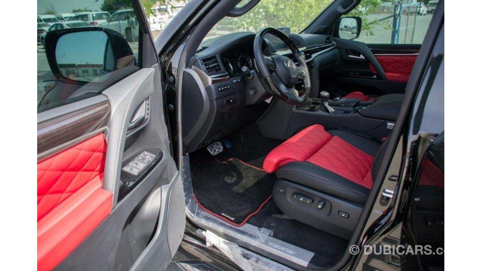 Lexus Lx 570 Mbs Vip For Sale Black 2020