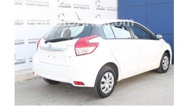 Toyota Yaris 1 3L HB 2015 MODEL GCC SPECS WITH DEALER