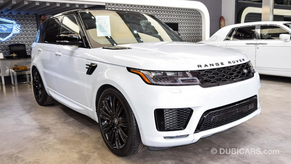 How To Calculate Interest On A Car Loan >> Land Rover Range Rover Sport Supercharged for sale: AED ...