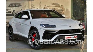 Lamborghini Urus 2019 German Specs For Sale Aed 1 299 000 White 2019
