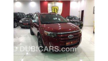 Ford Edge Sel Awdgcc Specificationsfsh Keysaccident Free