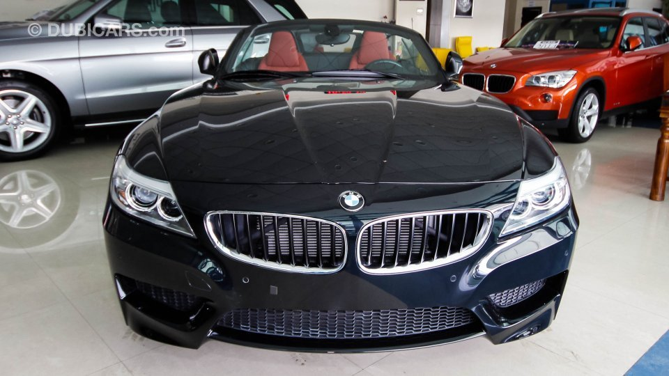 Bmw Z4 2 0 I For Sale Aed 143 500 Black 2015