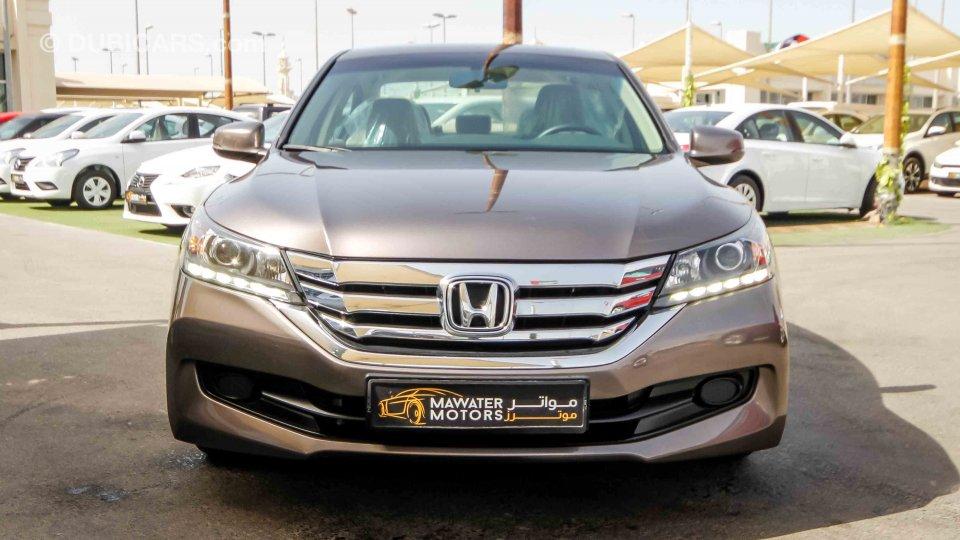 Honda accord ivtec agency warranty full service history for Honda accord motors for sale