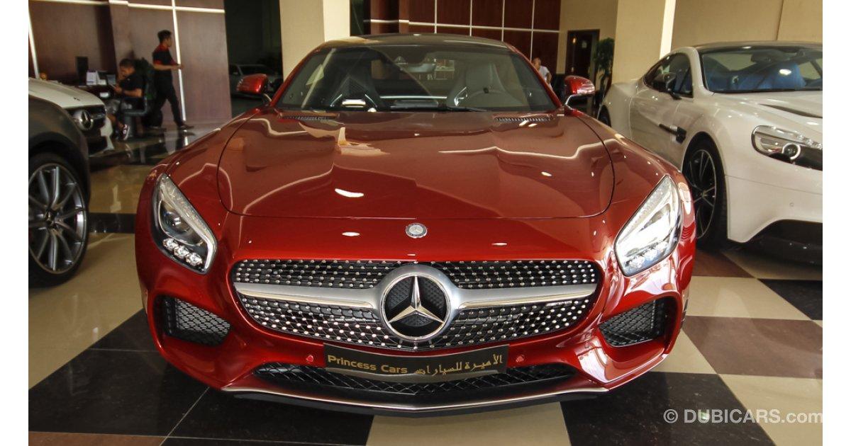 Mercedes benz amg gt s v8 biturbo for sale aed 530 000 for Mercedes benz v8 biturbo price