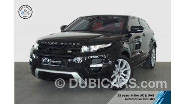 Land Rover Warranty >> Land Rover Range Rover Evoque 2013 2 Door One Owner Extended Warranty Sports Seats
