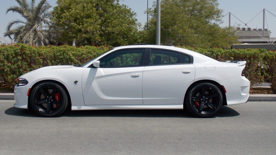 Used Hellcat Charger For Sale >> Dodge Charger 2017# SRT® HELLCAT # 6.2L Supercharged # AT # Carbon fiber Stripes for sale: AED ...