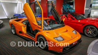 Lamborghini Diablo Gt For Sale Orange 2000