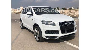 Audi Q7 FULL OPTION