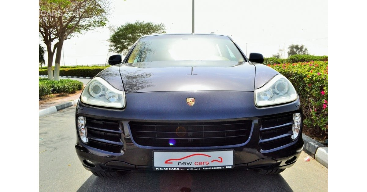 porsche cayenne v6 zero down payment 1 560 aed monthly for 24 months only for sale aed. Black Bedroom Furniture Sets. Home Design Ideas