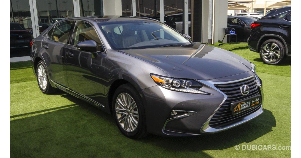 Lexus ES 350 For Sale GreySilver 2016