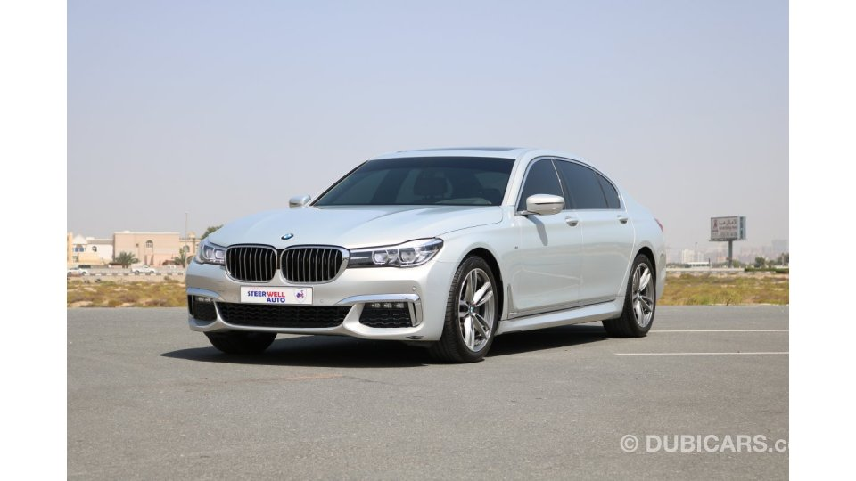 Bmw Extended Warranty >> Bmw 730 Li Sport Limited Edition Sedan With 2 Years Extended Warranty For Sale Aed 238 000