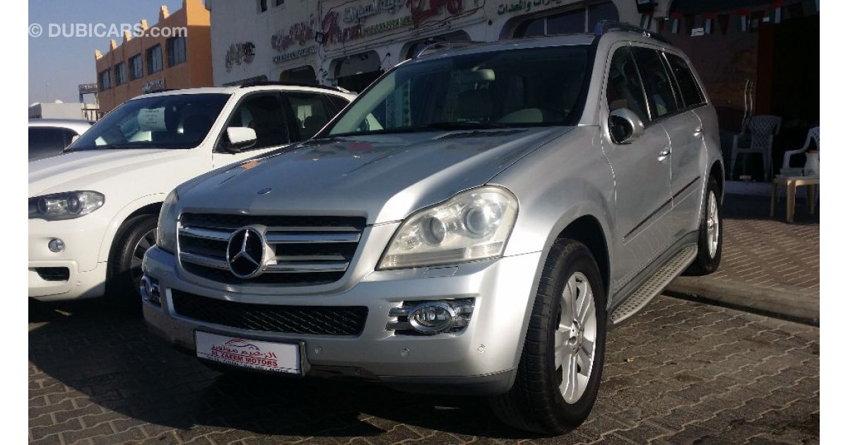 Mercedes benz gl 450 gcc full option for sale aed 45 000 for Mercedes benz 450 gl for sale