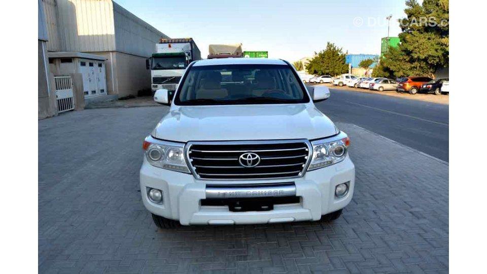 Toyota Land Cruiser EXR V6 for sale: AED 95,000