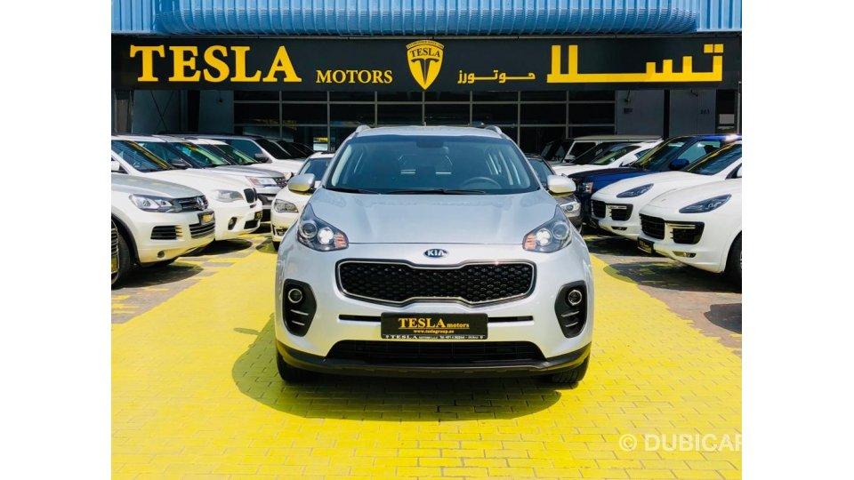 Kia Sportage 2.0 2017 GCC! Dealer Warranty: 26/02/2022 ...