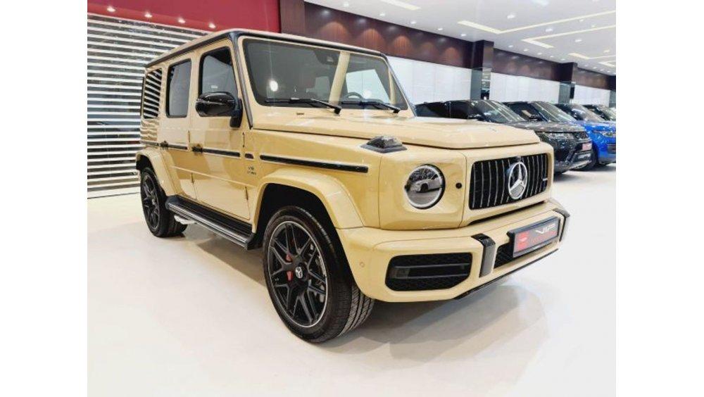 مرسيدس بنز G 63 Amg Mercedes G63 Amg 2021 للبيع 869 000 درهم بيج 2021