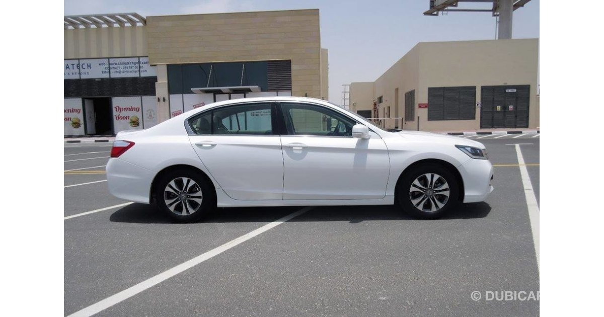 honda accord for sale 100 bank loan can be arranged without down payment for sale aed 58 500. Black Bedroom Furniture Sets. Home Design Ideas
