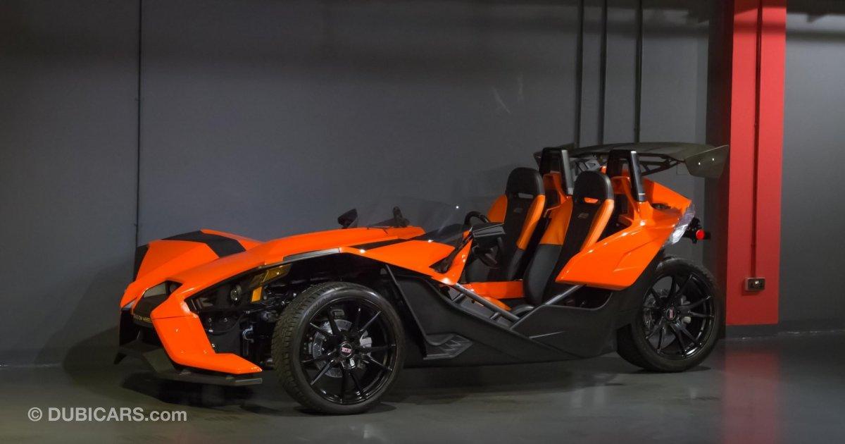 2016 Polaris Slingshot >> Polaris Slingshot for sale: AED 185,000. Orange, 2016