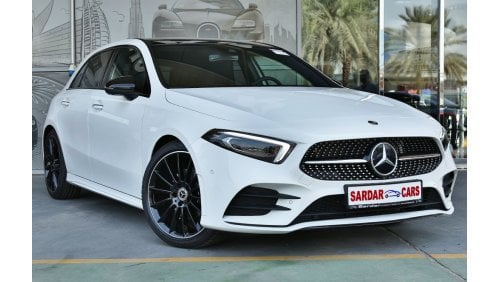 3 new Mercedes-Benz A class for sale in Dubai, UAE