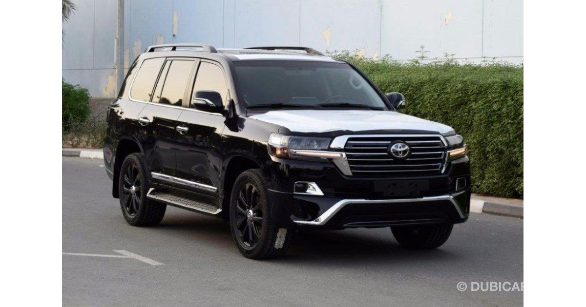 Toyota Land Cruiser V8 4 5l Turbo Diesel Black Edition For