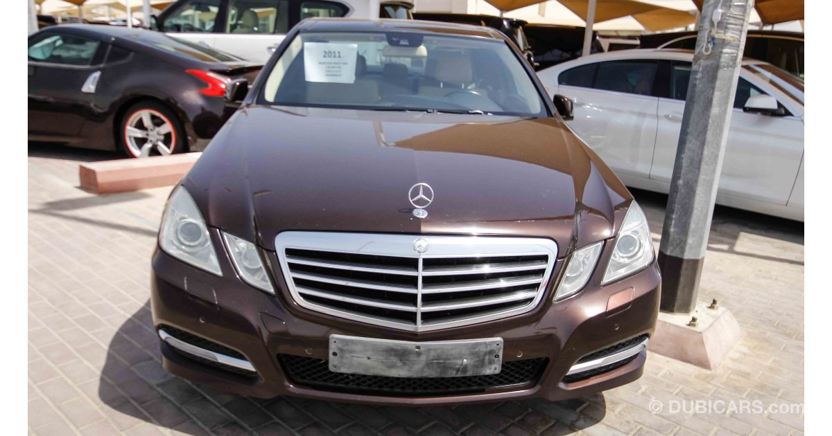 Mercedes benz e 300 for sale aed 70 000 brown 2011 for 2011 mercedes benz e350 for sale