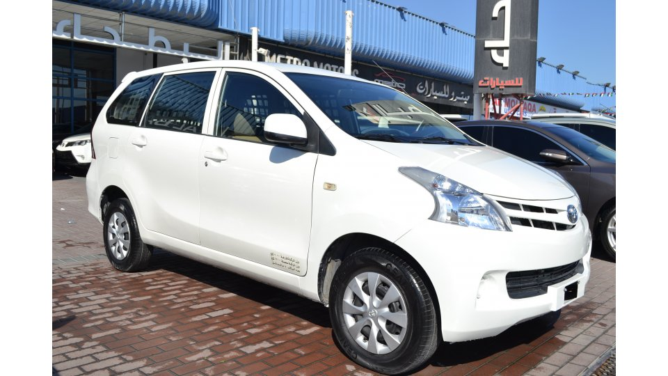 Toyota Avanza Mid option Clean Condition