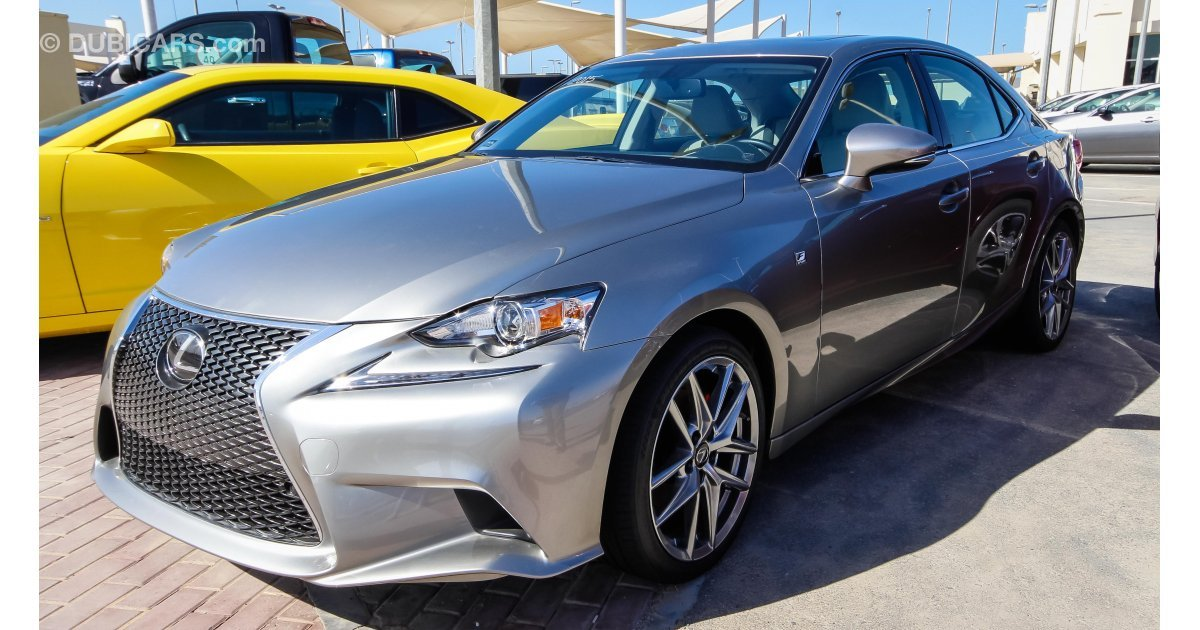 lexus is 250 0 down payment 1760 dhs monthly for sale aed 81 000 grey silver 2015. Black Bedroom Furniture Sets. Home Design Ideas