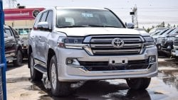 Toyota Land Cruiser Left-hand v6 VXR with sunroof leather electric seats fully fitted with sunroof new design for export