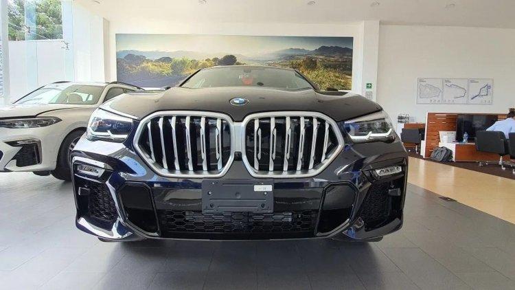 New Bmw X6 For Sale In Dubai Uae Dubicars Com