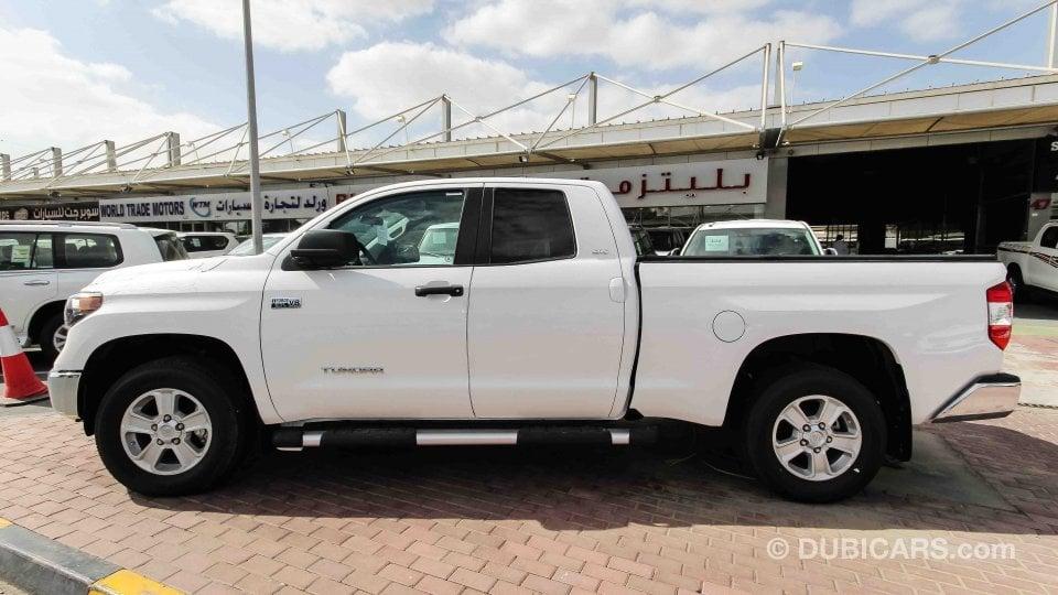 Toyota Tundra SR5 for sale. White, 2018