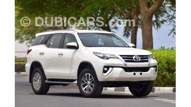 Toyota Fortuner 2019 Vx R 4 0l V6 Petrol Limited For Sale White 2019